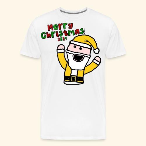 Santa Kid (Christmas 2019) - Men's Premium T-Shirt