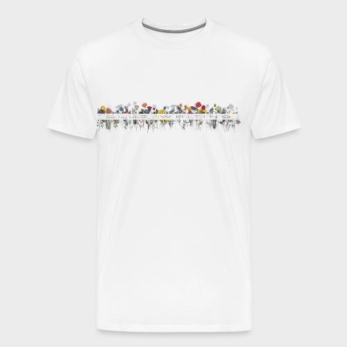 Frühling - Männer Premium T-Shirt