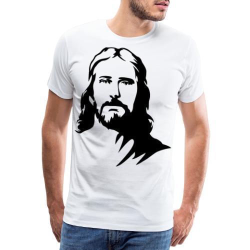 jesus - Maglietta Premium da uomo