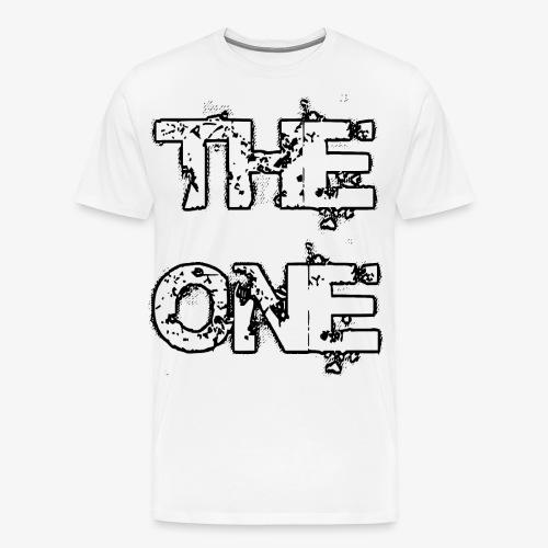 THE ONE 2reborn bl - Männer Premium T-Shirt