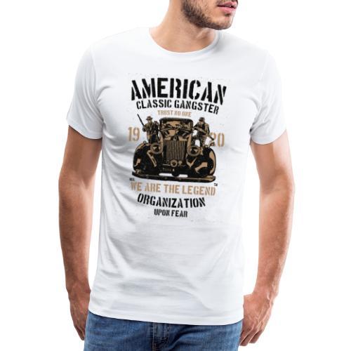 American Gangster tshirt - Männer Premium T-Shirt