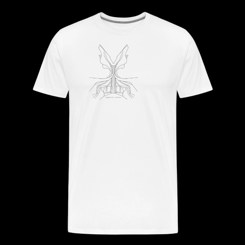 Serie 02 | Spomenik Jasenovac - Camiseta premium hombre