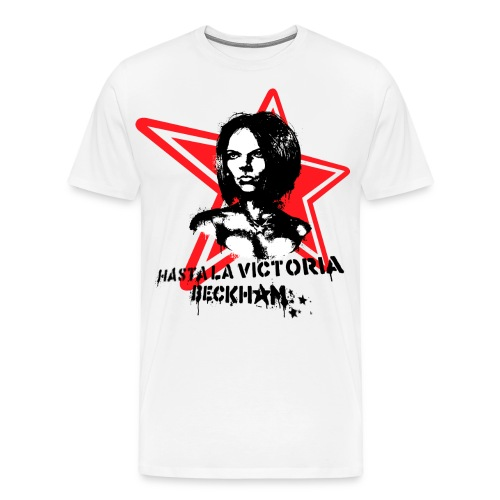 HASTA LA VICTORIA... - T-shirt Premium Homme