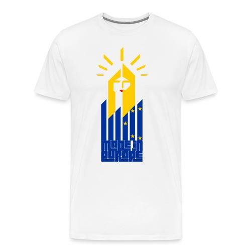 Made in Europe - Männer Premium T-Shirt