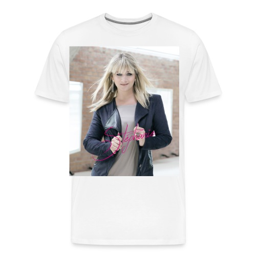 SZ Stephanie png - Männer Premium T-Shirt
