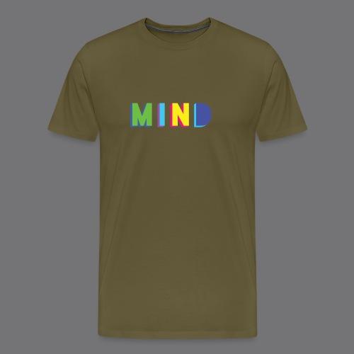 MIND Tee Shirts - Men's Premium T-Shirt