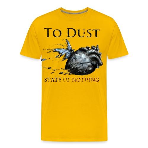 State of nothing - Premium-T-shirt herr