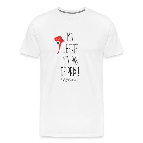 Liberté - T-shirt Premium Homme