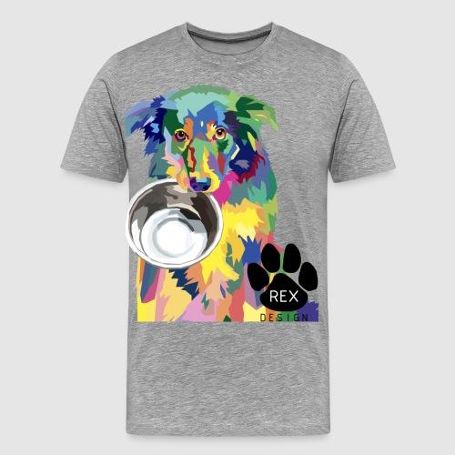#AdoptDontShop - Men's Premium T-Shirt