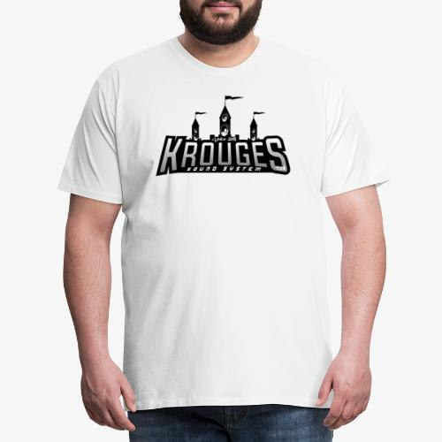 K-Rouges Tek Soundsystem - T-shirt Premium Homme
