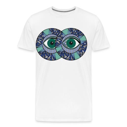 Schau mir in die Augen! - Männer Premium T-Shirt