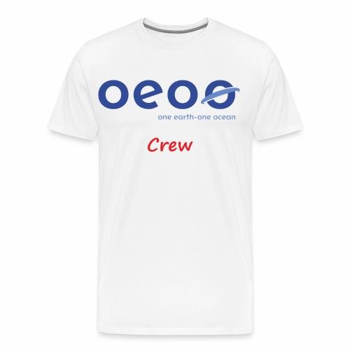 oeoo Crew - Männer Premium T-Shirt
