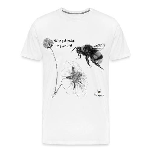Bombus terrestris - Camiseta premium hombre