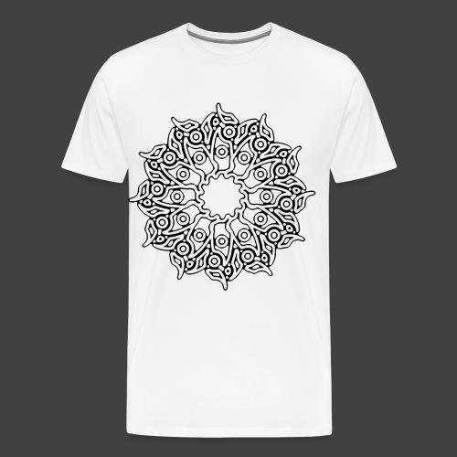 RF052 - BLACK - Men's Premium T-Shirt