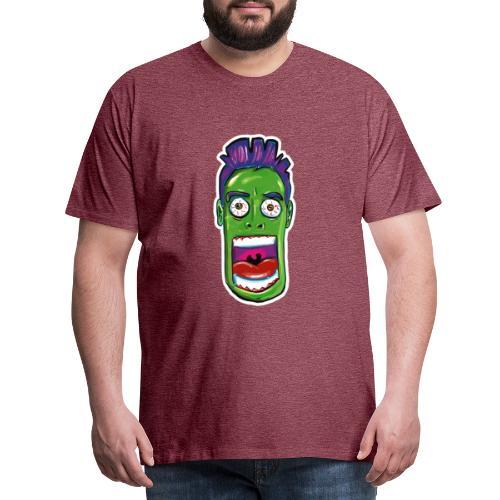 Fran Mask - Camiseta premium hombre