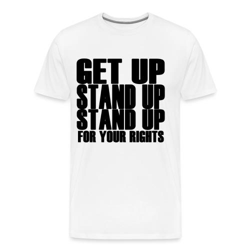 stand up - Männer Premium T-Shirt