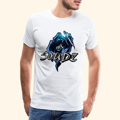 Camiseta premium hombre - merch de team soudz