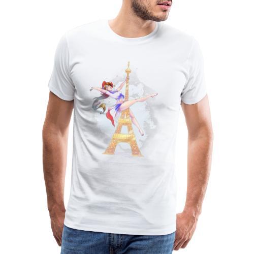 Pole Dance Marianne - Men's Premium T-Shirt