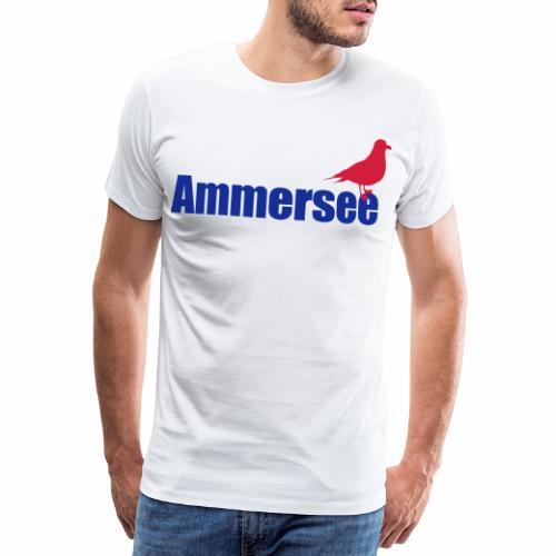 Ammerseemöwe 2c - Männer Premium T-Shirt