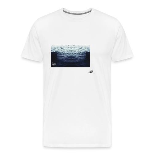 PUCON LAKE - T-shirt Premium Homme