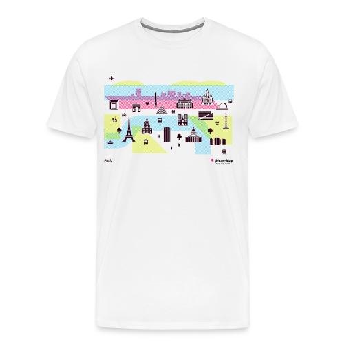 Paris City - Men's Premium T-Shirt