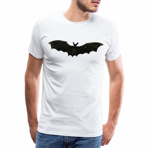 Fliegende Fledermaus - Männer Premium T-Shirt