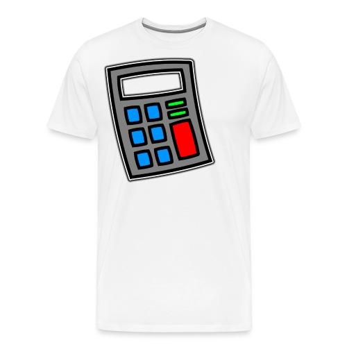 zakrekenmachine - Men's Premium T-Shirt