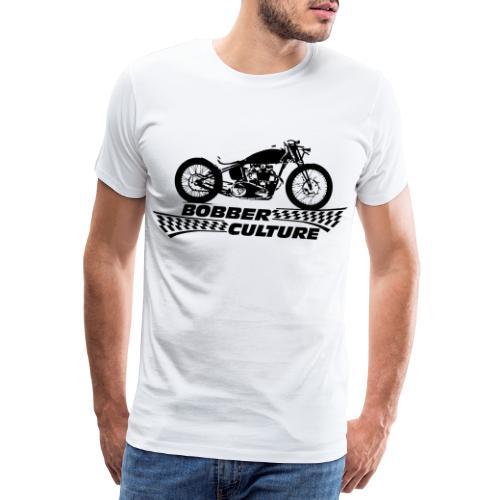 Bobber Culture - Camiseta premium hombre