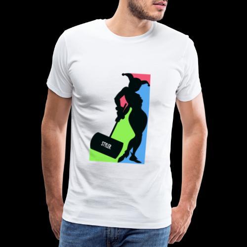 new Idea 163937773 - T-shirt Premium Homme