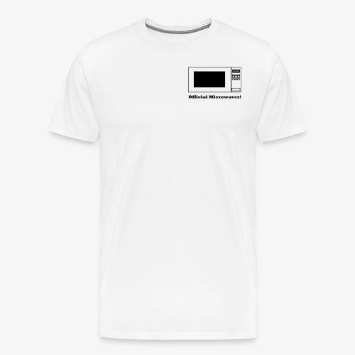 Official Microwaver! - Men's Premium T-Shirt