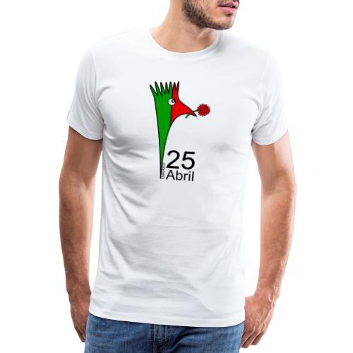 Galoloco - 25 Abril - T-shirt Premium Homme
