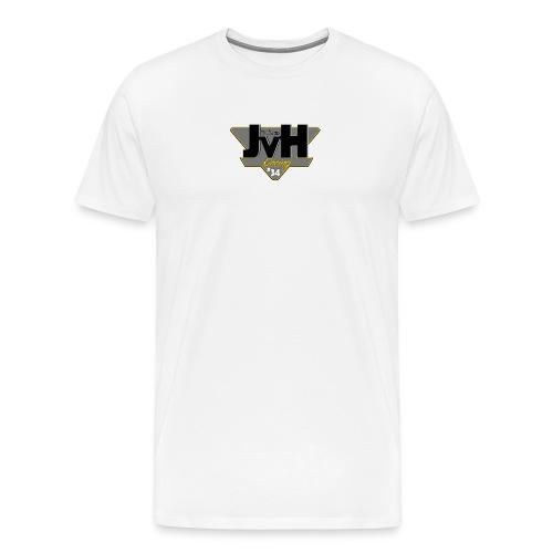 JvH Racing Team Logo - Men's Premium T-Shirt