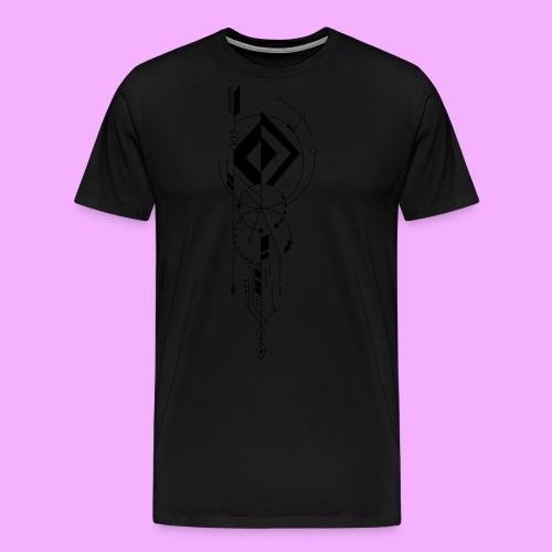 la vie - T-shirt Premium Homme