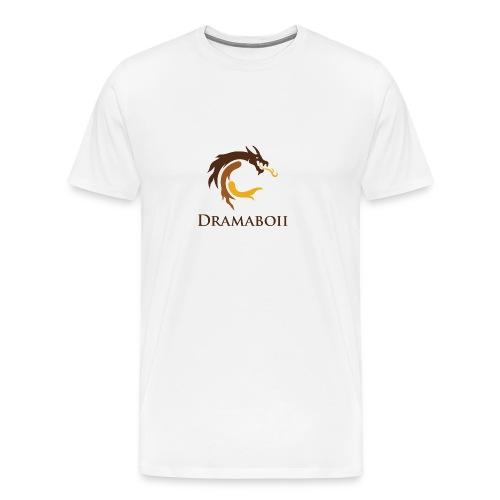 original logos 2016 Oct 4414 57efadfeee947 png - Premium T-skjorte for menn