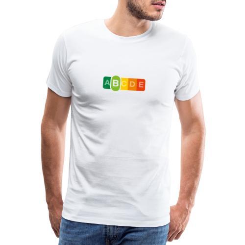 Nitriscore - Mannen Premium T-shirt