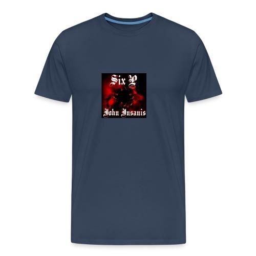 Six P John Insanis T-Paita - Miesten premium t-paita