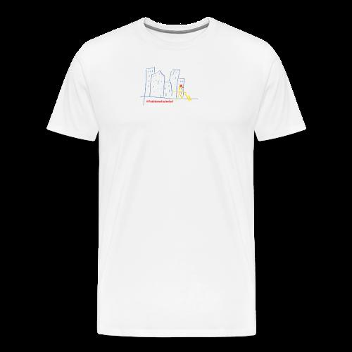 #Paletoenlaciudad - Camiseta premium hombre