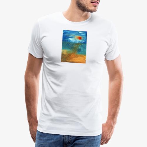 It Was a Sea - Koszulka męska Premium