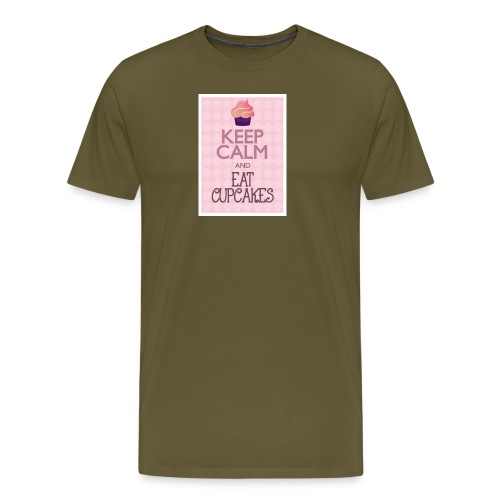 cupcake - Maglietta Premium da uomo