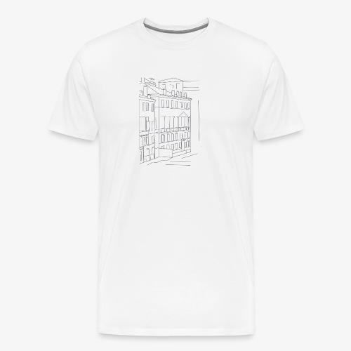 Dawn Hotel - T-shirt Premium Homme