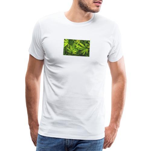 weed1 - Männer Premium T-Shirt