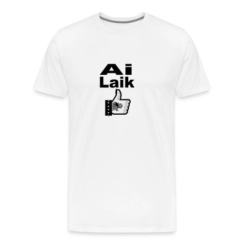 i like - Maglietta Premium da uomo