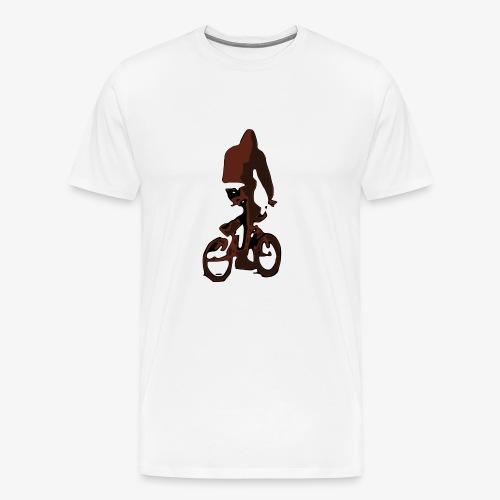 BMX Chill Ride - Maglietta Premium da uomo