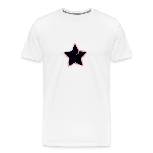 Broken Star - Männer Premium T-Shirt