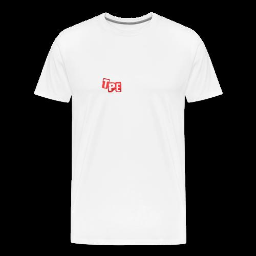 TPE iPhone6/6s skal - Premium-T-shirt herr