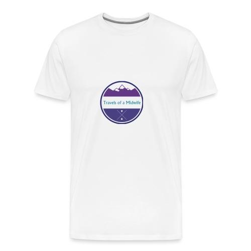 Women's Tee centre logo - Men's Premium T-Shirt