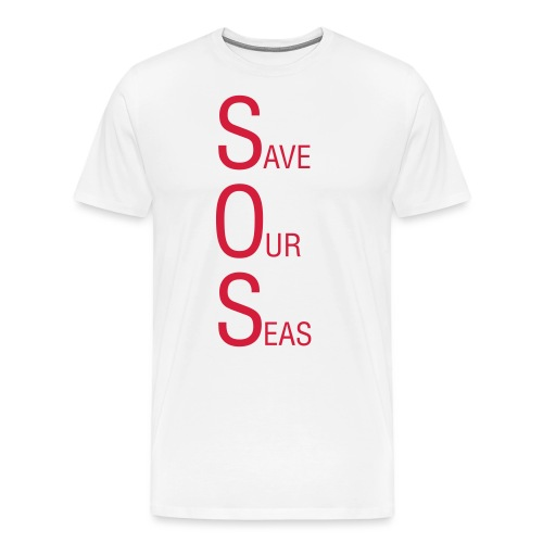 Save Our Seas 1 - Men's Premium T-Shirt
