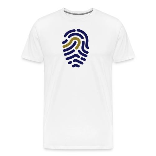 fingerprint - Männer Premium T-Shirt