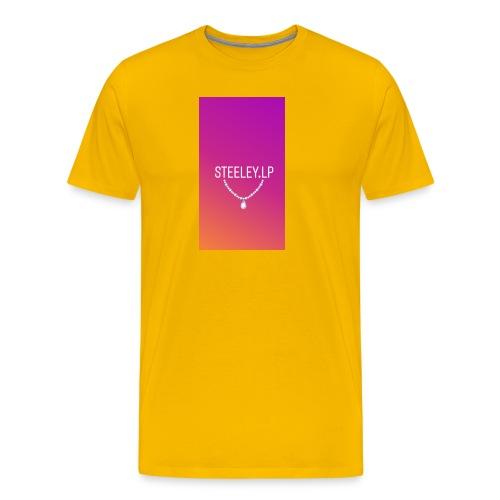 SteeleyLP👑 - Männer Premium T-Shirt