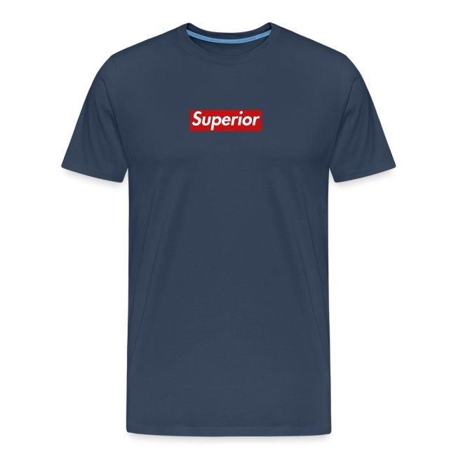 Superior Classic Box Logo Design